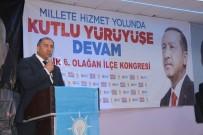 CEVDET YILMAZ - AK Parti Çıldır İlçe Başkanlığına Yeniden Ahmet Rıfat Vural Seçildi