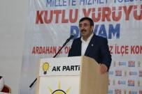 CEVDET YILMAZ - AK Parti'li Yılmaz Açıklaması 'Sınırları Değiştirme Peşinde Olanlara Karşı Bizim Sınırların Anlamını Değiştirmemiz Lazım'