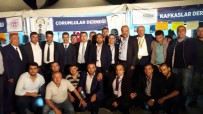 Ataşehir Çorumlular Derneği Festivalde Katıldı