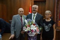 YAŞLI NÜFUS - Aydın'da 'Dünya Yaşlılar Haftası' Kutlandı