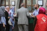CUMHURIYET ÜNIVERSITESI - Bakan Yılmaz, Ölen Öğrencinin Cenaze Namazına Katıldı