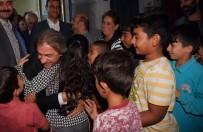 SAVAŞ ÜNLÜ - Başkan Demircan, Muharrem Ayı Orucunu Vatandaşlarla Açtı
