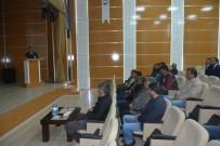 KALDIRIM İŞGALİ - Başkan Köksoy, Vali Hurşitbey Caddesi Esnafı İle Toplantı Yaptı