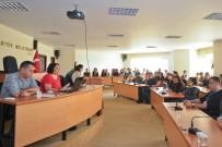 MALTEPE BELEDİYESİ - Belediye Stajyerlerine İş Güvenliği Eğitimi