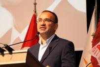 Bozdağ, 'Türkiye 10 Civarı Terör Örgütüyle Tek Başına Mücadele Ediyor'
