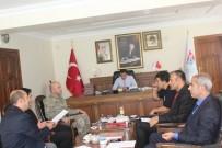 YAŞAM EVLERİ - Bulanık'ta Çocuk Koruma Kanuna Göre Alt Komisyon Toplantısı Yapıldı