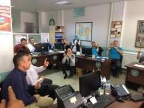 İŞARET DİLİ - Büyükşehir Personeli İşaret Dili Öğreniyor