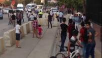 Çocukların Kavgasına Büyükler Karıştı Açıklaması 8 Yaralı, 3 Gözaltı