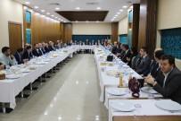 SERBEST BÖLGE - DAİB, Ekonomi Bakanlığı Heyetini Bölge İhracatçısıyla Buluşturdu