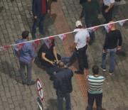 SİVİL POLİS - Egzozdan Yere Yatırdılar