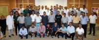 PROSTAT KANSERİ - Elazığ'da İtfaiyecilere Sağlık Semineri Verildi