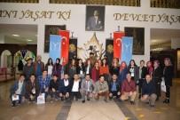TARİHİ SAAT KULESİ - Gençdes Projesi Kapsamında 5'İ Yabancı Uyruklu 50 Üniversite Öğrencisi Bilecik'te
