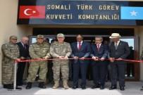 KÜRESEL BARIŞ - Genelkurmay Başkanı Akar'ın Somali ziyareti