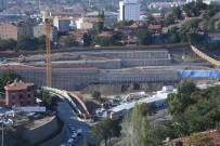HACI BAYRAM - Hacı Bayram Minibüs Duraklarına Modern Kompleks Yapılıyor
