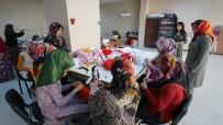 SEVGİ EVLERİ - Hem Çevre Temizleniyor Hem De Kadınlar Ve Çocuklar Mutlu Oluyor