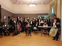 BUDAPEŞTE - İzmir Otizm Çocukları Korosu 99'Uncu Konserini Budapeşte'de Verdi