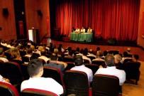 AHMET GAZI KAYA - Kahta'da Okul Aile Birliği Toplantısı Düzenlendi