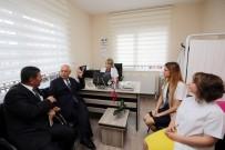 AHMET ŞİMŞEK - Kardelen Mahallesinde Aile Sağlığı Merkezi Açıldı