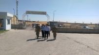 AHMET GAZI KAYA - Kaymakam Kaya Kontrol Noktalarını Denetledi