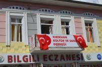 MUSTAFA KEMAL ÜNIVERSITESI - Kırıkhan Kültür Ve Sanat Derneği Açıldı
