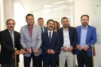 Nevşehir Hacı Bektaş Veli Üniversitesi'nde 'Kapadokya Kuluçka Merkezi' Açıldı