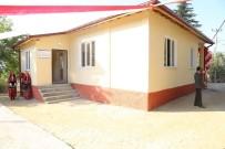 OLTAN - Şaphane'nin İnceğiz Köyüne Muhtarlık Binası