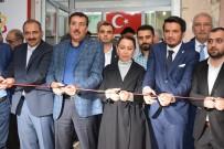 ÖZNUR ÇALIK - 'Şehir Medeniyet Ve Kitap Kafe' Açıldı