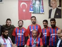 HÜSEYIN YAŞAR - ''Silivrispor'un Başkanı Ve Yöneticileri Tarafından Saldırıya Uğradık''