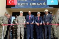 50 MİLYON DOLAR - Somali'de Askeri Üs Açıldı Açıklaması Üsse 200 Türk Askeri Konuşlanacak