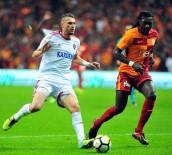 VOLKAN NARINÇ - Süper Lig Açıklaması Galatasaray Açıklaması 2 - Kardemir Karabükspor Açıklaması 1 (İlk Yarı)