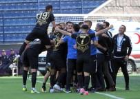 MEHMET CEM HANOĞLU - Süper Lig Açıklaması Osmanlıspor Açıklaması 2 - Kasımpaşa Açıklaması 0 (İlk Yarı)