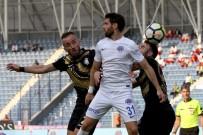MEHMET CEM HANOĞLU - Süper Lig Açıklaması Osmanlıspor Açıklaması 3 - Kasımpaşa Açıklaması 0 (Maç Sonucu)