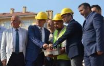 RECEP ÖZTÜRK - Tavas'ta SGK İlçe Binasının Temeli Atıldı
