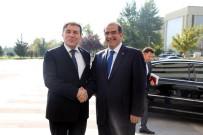 Vali Salim Demir, 'Uşak Üniversitemiz İle Her Türlü İşbirliğine Hazırız'