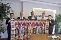 BENZERLIK - Vietnam Ticaret Müşaviri UTSO'da Üyeleriyle Bir Araya Geldi