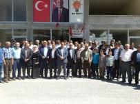 İSLAM ALEMİ - AK Parti Bahçesaray İlçesinde Bayramlaşma