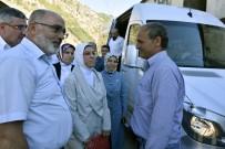 İNSAN HAKLARI KOMİSYONU - AK Parti Heyetinden Şehit Öğretmenin Ailesine Bayram Ziyareti