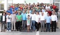 KAYACıK - Atiker Konyaspor Bayramlaştı