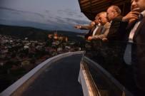 HAKKı KÖYLÜ - Bakan Yardımcısı Ersoy, Kastamonu'yu Ziyaret Etti