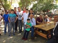 KARTAL BELEDİYE BAŞKANI - Başkan Altınok Öz, Kurban Bayramı'nı Vatandaşlarla Geçirdi