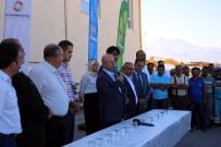 HIZMET İŞ SENDIKASı - Başkan Çolakbayrakdar Atölye Çalışanlarıyla Bayramlaştı