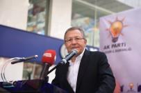 BÖLÜNMÜŞ YOLLAR - Başkan Uğur, Partilileri İle Bayramlaştı