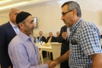 BARIŞ YEMEĞİ - Bingöl'de, Husumetli Aileler Barış Yemeği İle Barıştı