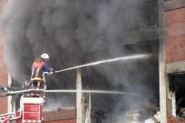 ORTAHISAR - Büyükşehir Belediye İtfaiyesi Hayat Kurtarıyor