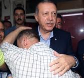 ÖRENCIK - Cumhurbaşkanı Erdoğan'dan Köy Ziyareti