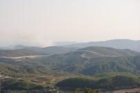 LAZKİYE - Esad rejimi Türkmen Dağı'na saldırıyor