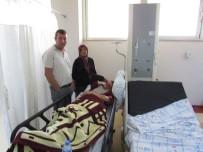 AHMET GENÇ - Gaziantep'te Trafik Kazası Açıklaması 25 Yaralı