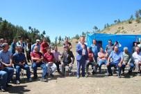 OSMAN GAZI - Gür Yaprak Köylüleri Piknik Gününde Buluştular