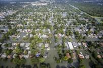 MEKSIKA KÖRFEZI - Harvey Kasırgasının ABD'ye Maliyeti 180 Milyar Dolar