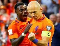 İSVEÇ - Hollanda, hayata döndü